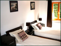 Goldcrest Bedroom 2 - Luxury Self Catering in the Wicklow Mountains