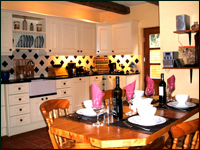Orchid Kitchen - Luxury Self Catering in the Wicklow Mountains